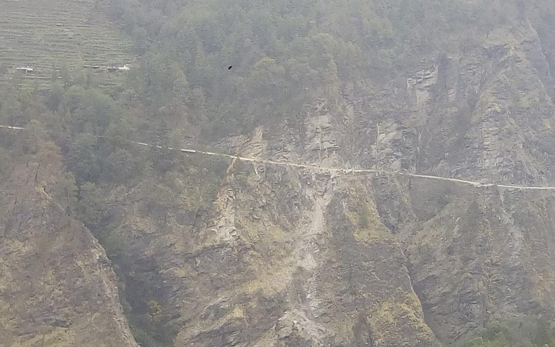 Himalayan Bus Plunge