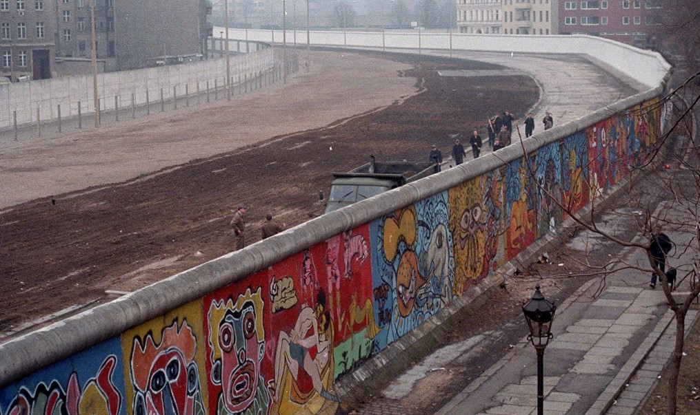 My Time in East Berlin