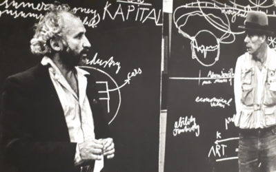 When Joseph Beuys met Jimmy Boyle